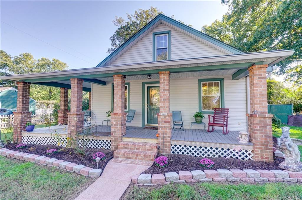 Ready for you!!! This totally renovated home, with 2 story addition, has the charm and character of