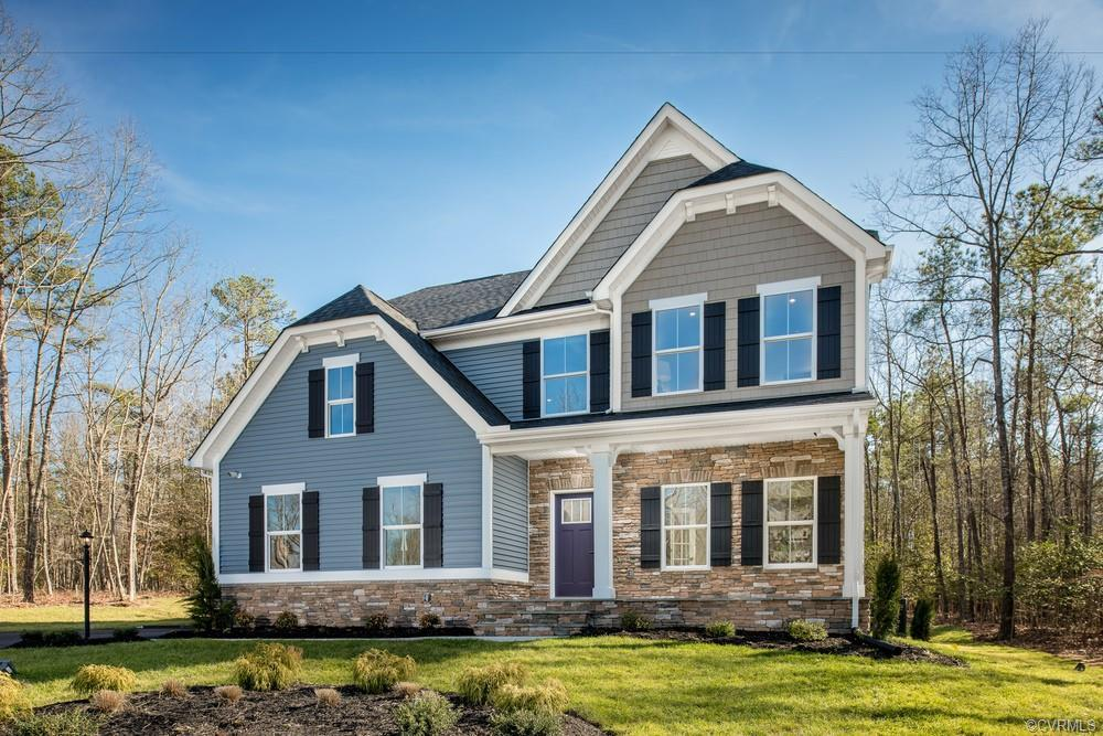 BRAND NEW HOMESITES JUST RELEASED IN GILES - Private, wooded, cul-de-sac homesites! Close to walking