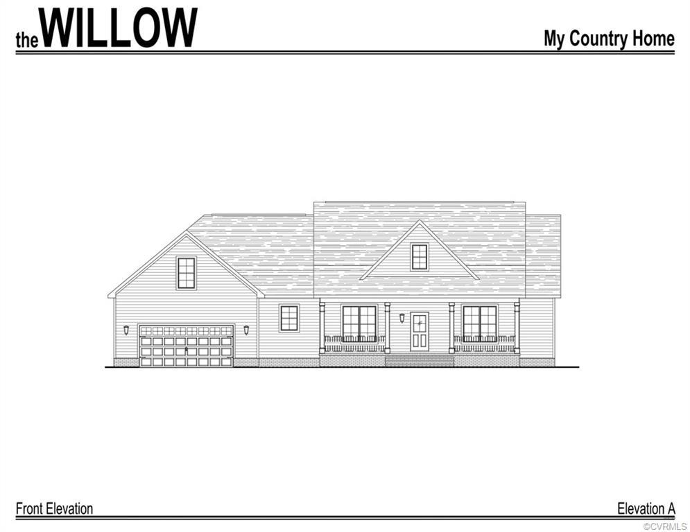 THE STUNNING WILLOW FLOOR PLAN METICULOUSLY CRAFTED BY MY COUNTRY HOME! This gorgeous property is tu