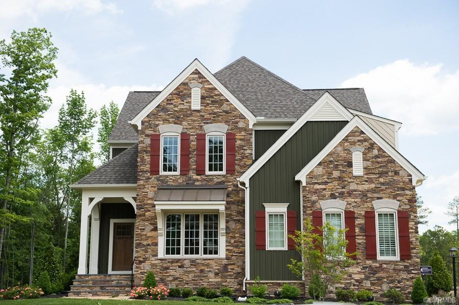 """TO-BE-BUILT. Enjoy the BRAND NEW BACOVA AMENITIES! Build the """"Brookstone"""" with Boone Homes! Nestled"""