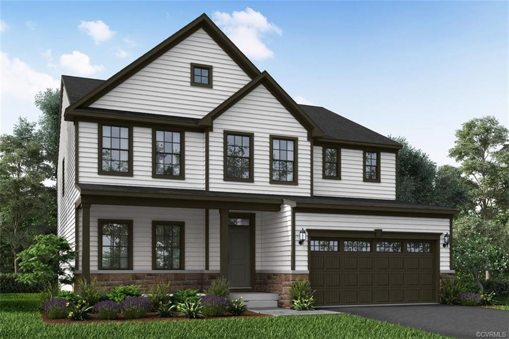 Welcome to GILES Preserve! Offering timeless and classic single family homes with luxury features an