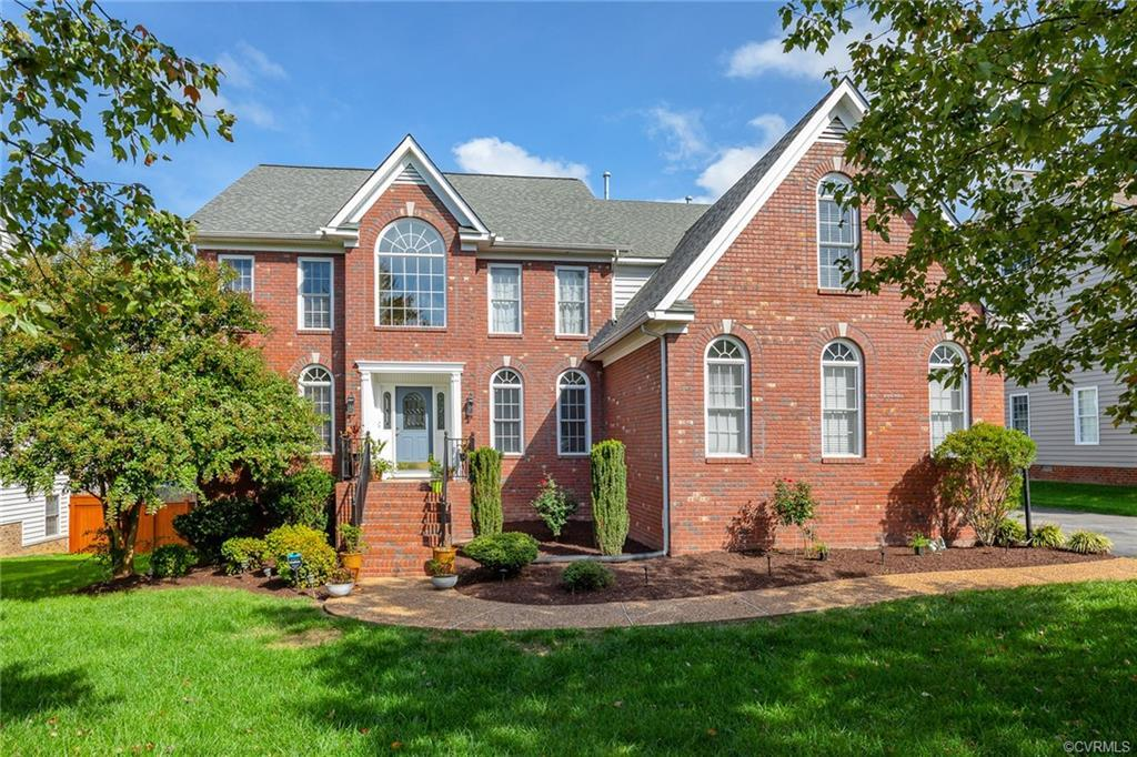 Simply amazing!! Beautiful 4 bedrooms, 4.5 baths, 3 car garage  home in a desirable neighborhood of