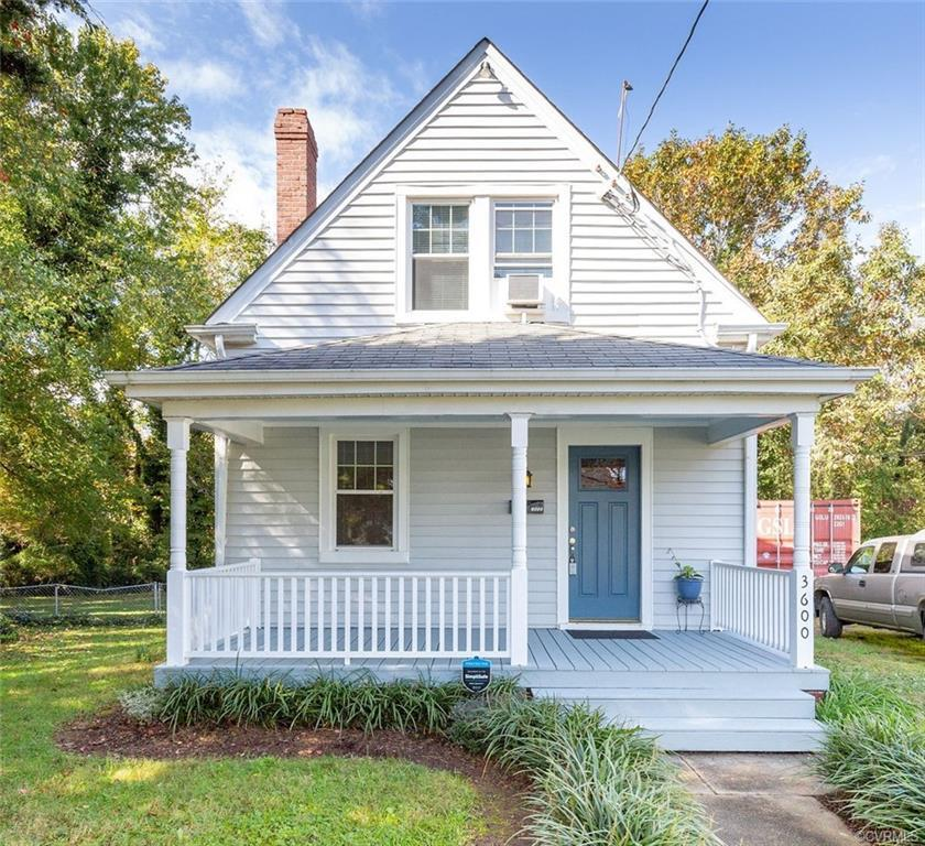Fully renovated two story home with two huge bedrooms! This stunning home features a spacious front