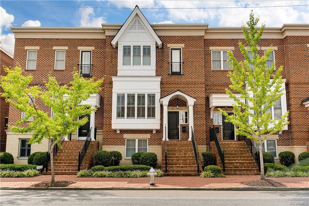 1741 W Cary St, Richmond, VA, 23220