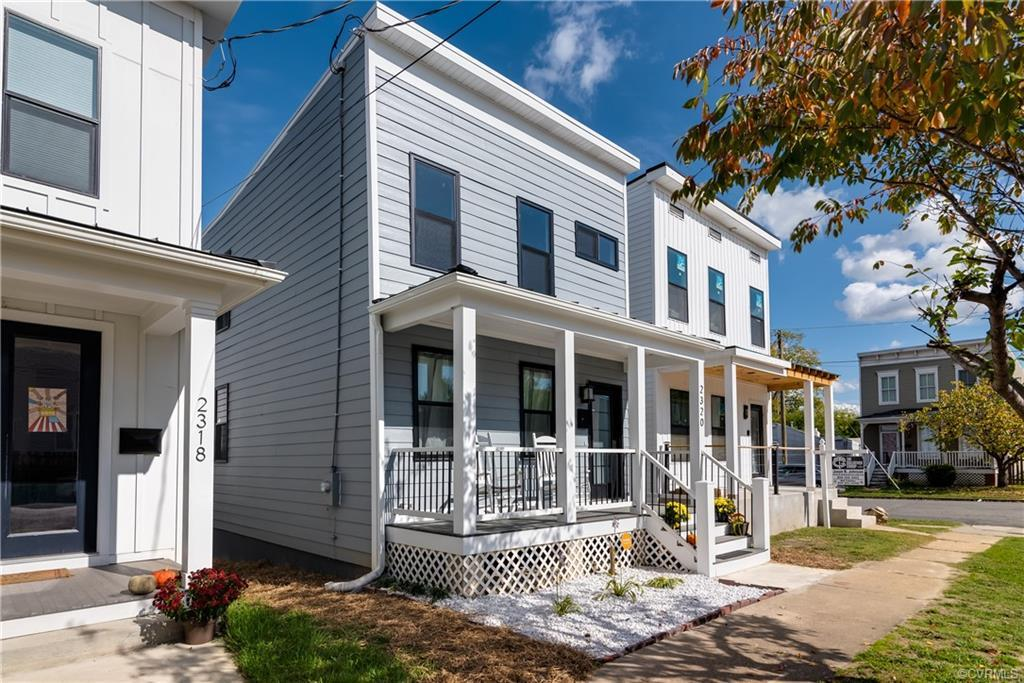 Welcome to 2320 R St a sleek renovation featuring 3 bedrooms, 2.5 baths and nearly 2,000SF in Union