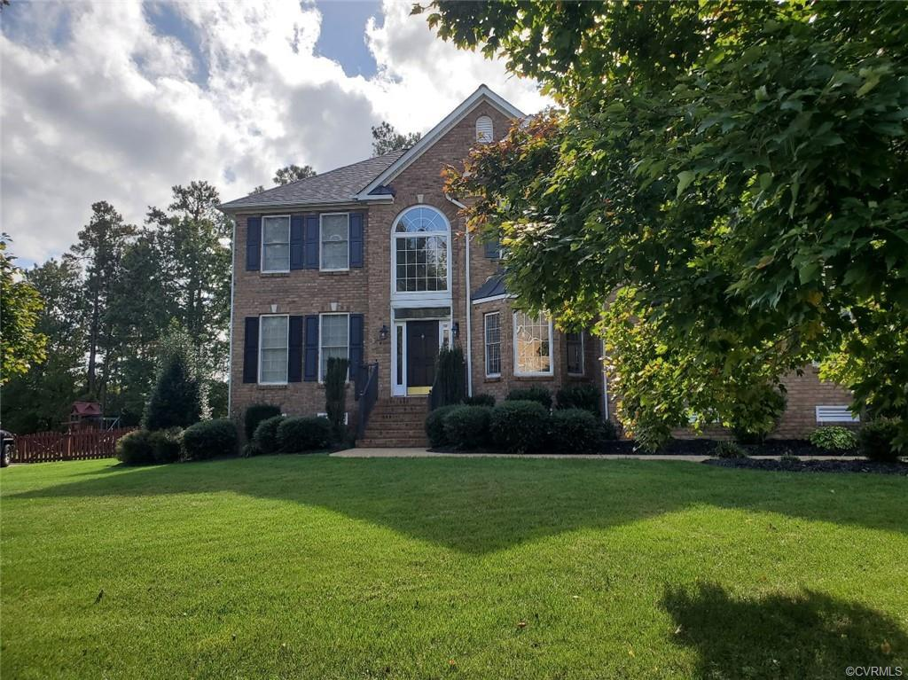 Wonderful Transitional Brick home conveniently located near Short Pump area.  This home boost 5 bedr