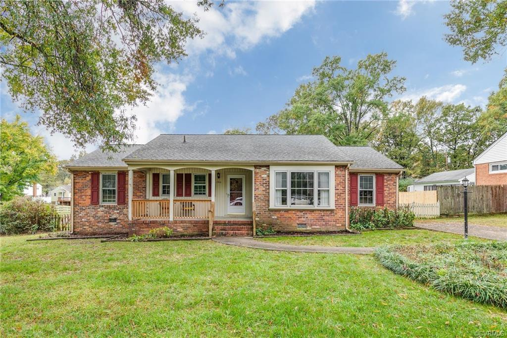 Sited on a corner lot in the established neighborhood of Tuckahoe Village is this charming 3 bedroom