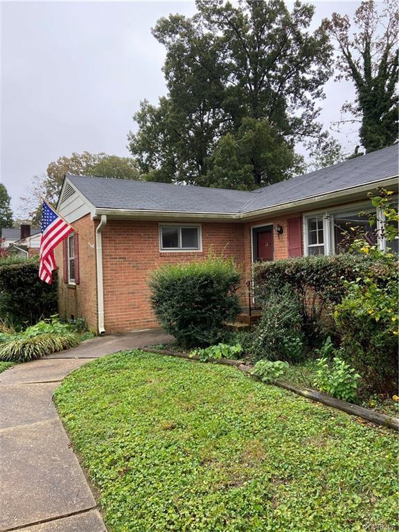 Solid brick ranch style home off Parham Rd in the Westbriar neighborhood. Fantastic opportunity to p