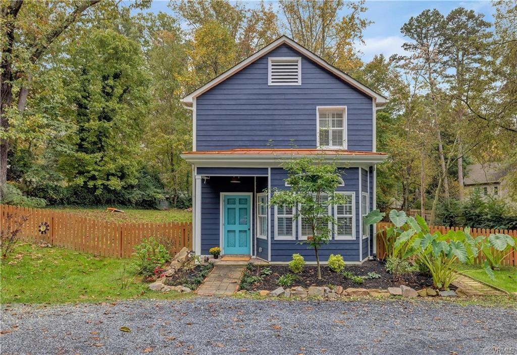 Make sure to check out the 4k video & 3D tour of this home- Idyllic private Richmond location close