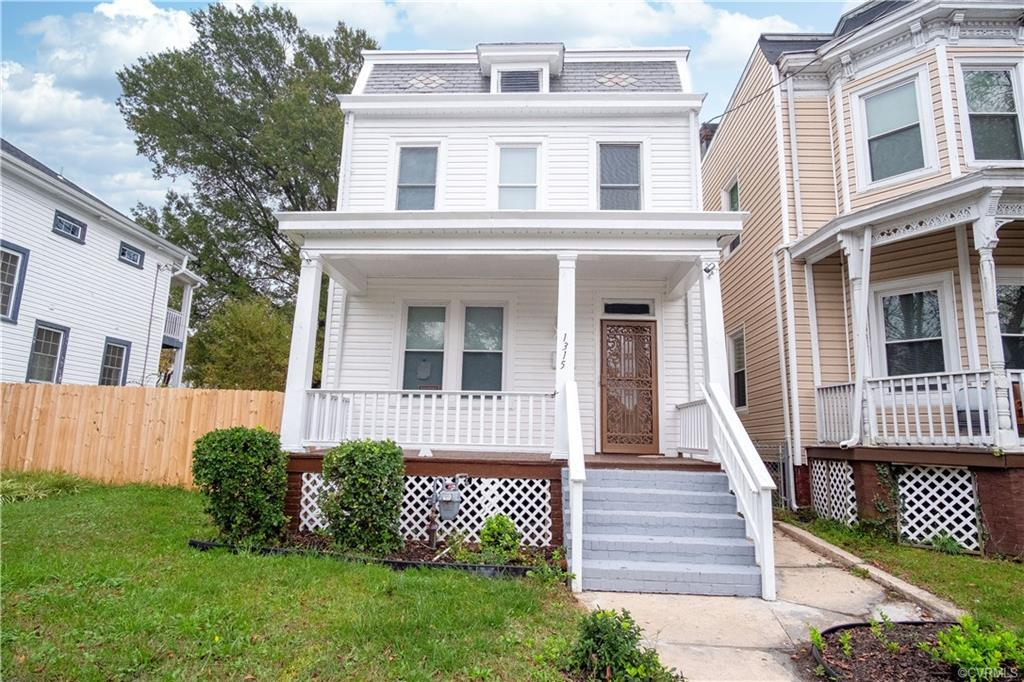 This home is conveniently located near downtown Richmond, and has access to all major highways. Come