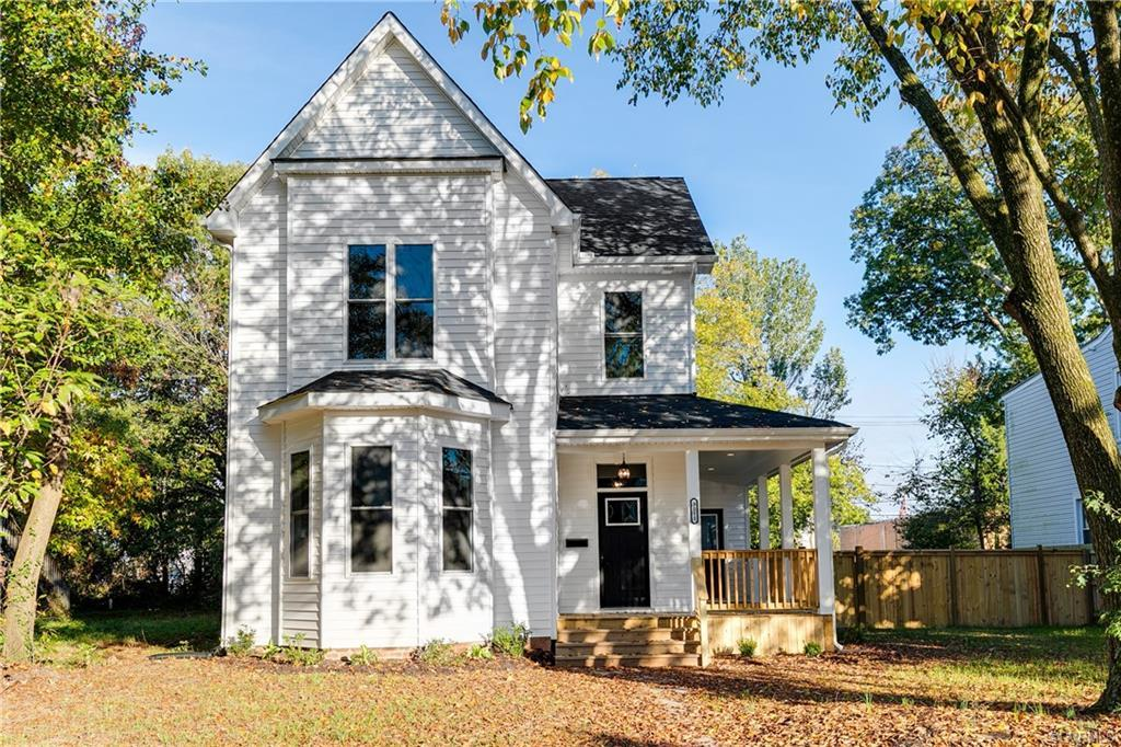 Welcome to 3011 Garland Ave a stately farmhouse style home located in Richmonds up & coming Brooklan