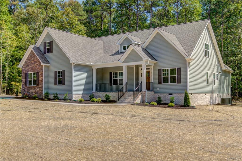 Welcome to The Ellwood- an ideal first floor master home that does not skip out on square footage. T