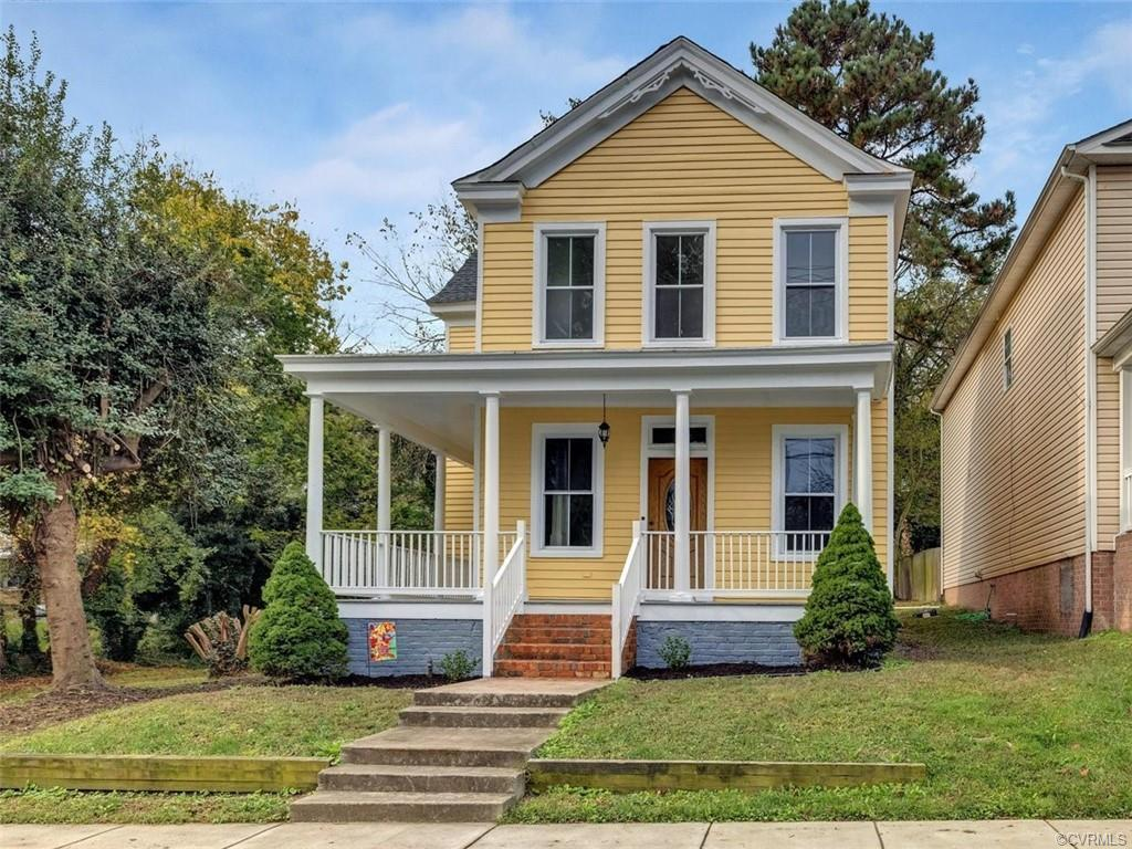 Move in ready!!! Come see this one of a kind home, beautifully updated by one of Richmond's top cont
