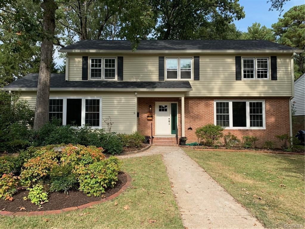 IT'S HERE! AMAZING Renovated Colonial In Highly Desirable Libbie Mill Area between Monument & Broad!