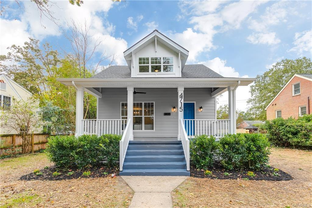 Welcome to this stunning craftsman cottage, 4715 Wythe Avenue, just a short walk from popular shoppi