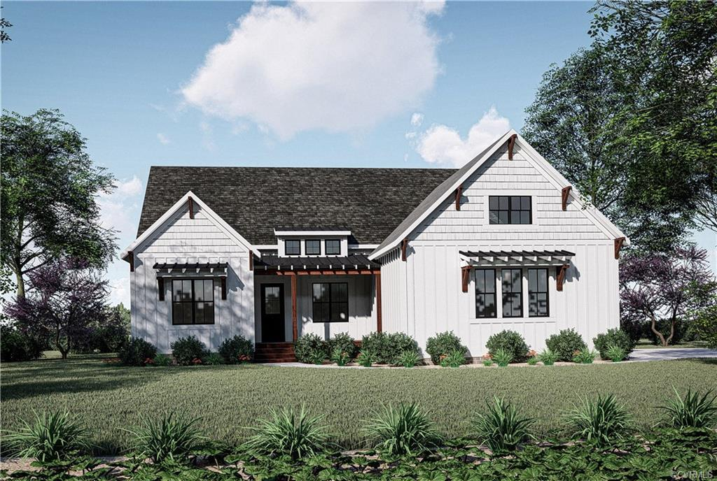 PUBLIC WATER & SEWER, HIGH SPEED INTERNET!  The Rose Cottage is Legacy Homes' newest addition to the