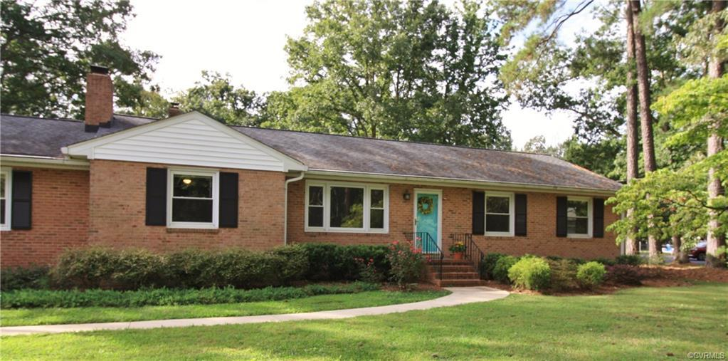 BACK ON THE MARKET THROUGH NO FAULT OF THE SELLER.    Welcome to this beautiful brick rancher in a s