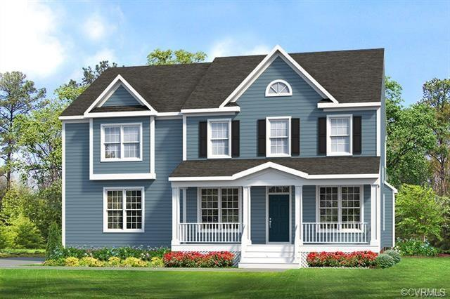 Welcome to Bishops Park, Main Street Homes premier community, conveniently located off Rt. 295 in th