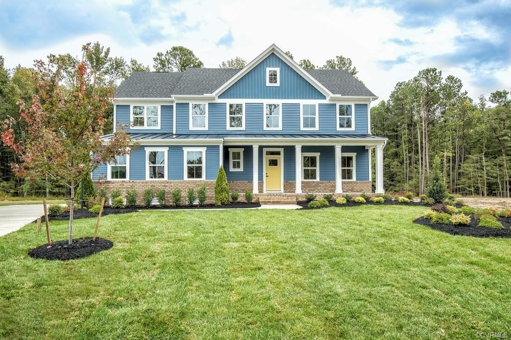 Luxury, Estate Style Homes only offered in Garrison Manor! Located off sought-after Studley Road and