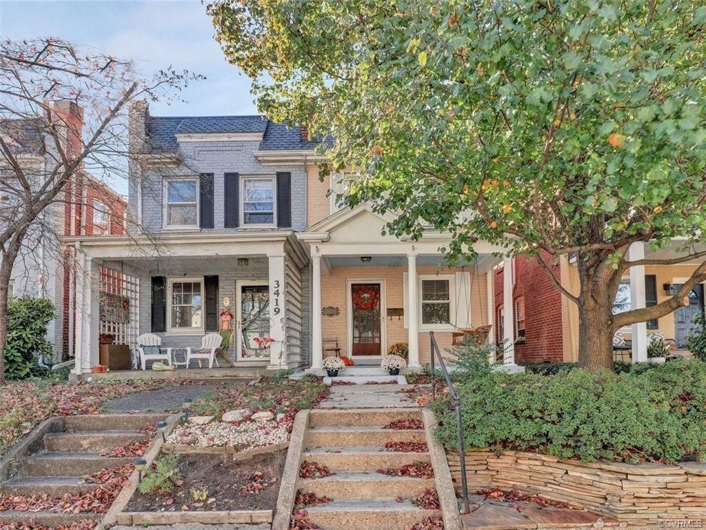 Welcome to 3421 Cutshaw Avenue, situated on a beautiful street, located in the sought-after neighbor