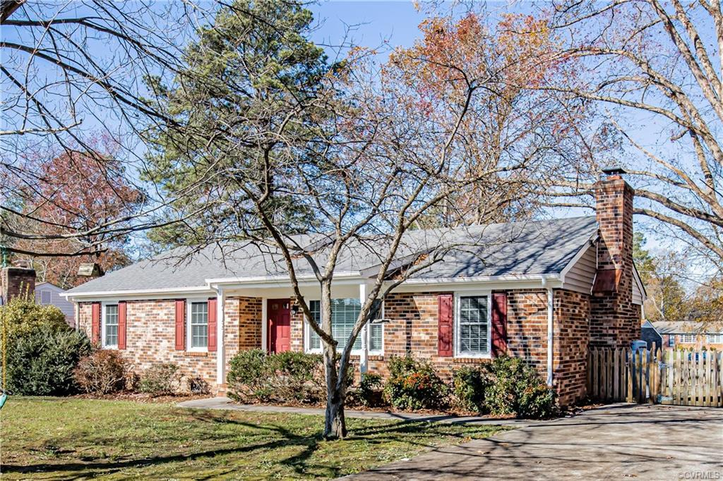 You will be Thankful if you get to see this great cul de sac home in North Chesterfield this week. A