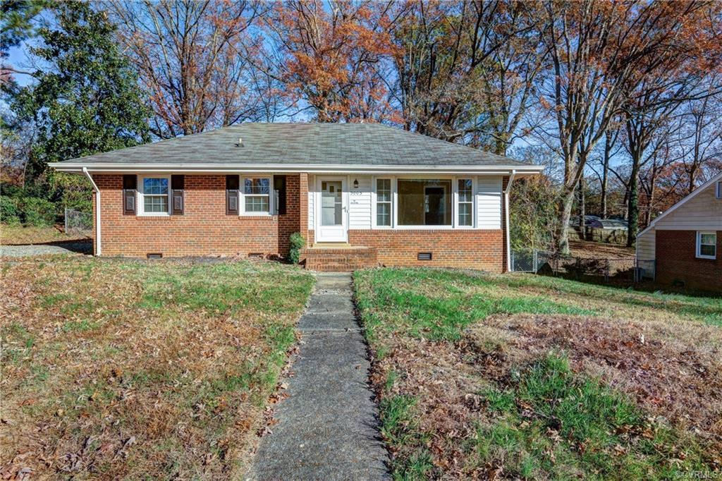 Welcome to 3005 Dunwick Road. This great brick rancher is located close to shopping, restaurants, interstate and is only minutes from downtown. The perfect home for first time buyers or someone looking to downsize. It features 3 bedrooms and 1 full bath. The house has an updated kitchen, replacement windows and the HVAC was replaced in August. The large back yard provides plenty of space for the kids and your family pets. The newer shed provides plenty of storage. It's move in ready just waiting on it's new owners.