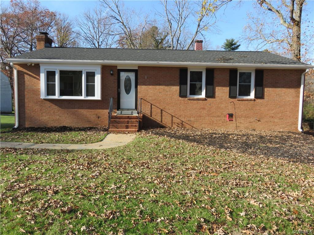 Brick rancher with full walk-out basement in the heart of Mechanicsville! This one is clean and read