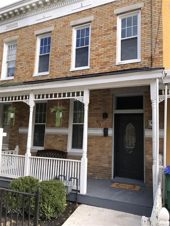 Beautiful renovation in the Historic Jackson Ward neighborhood downtown RVA. This home has the perfe
