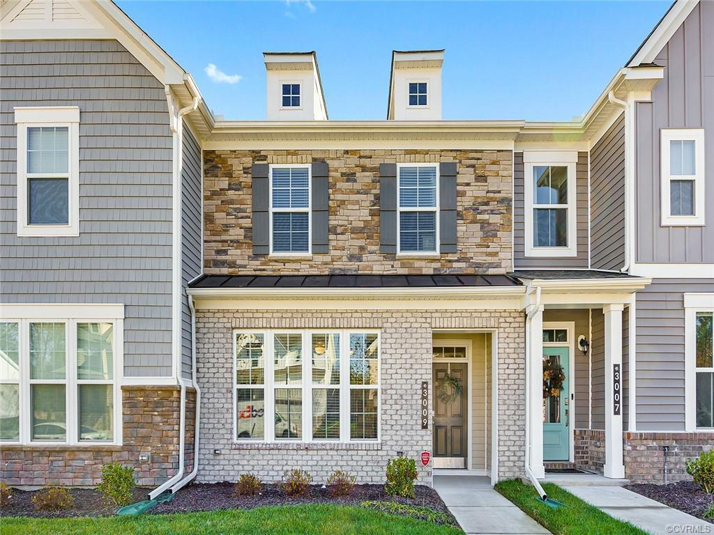 Your new home is nestled in the beautiful new, Glen Allen community River Mill, with award winning s
