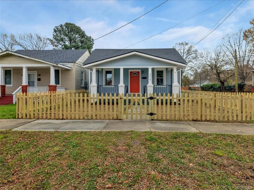 You are going to fall in LOVE with this FULLY RENOVATED 2 bedroom, 2 full bath home positioned on a
