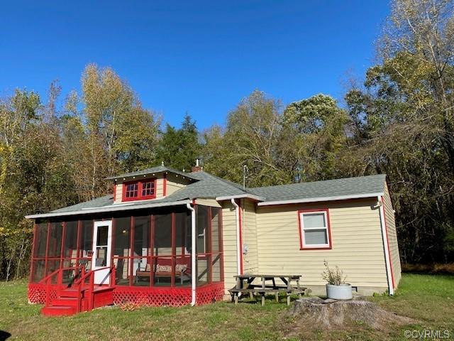 Location, Location, Location--This 3 Bedroom, 1&1/2 Bath Rancher sits on 1.59 acres of flat, cleared