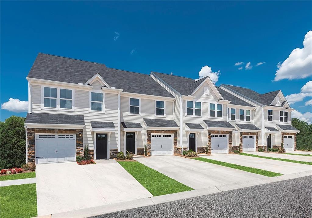 GRAND OPENING OF NEWEST HENRICO TOWNHOME COMMUNITY - GROVE POINT! Designed with today's homebuyers i