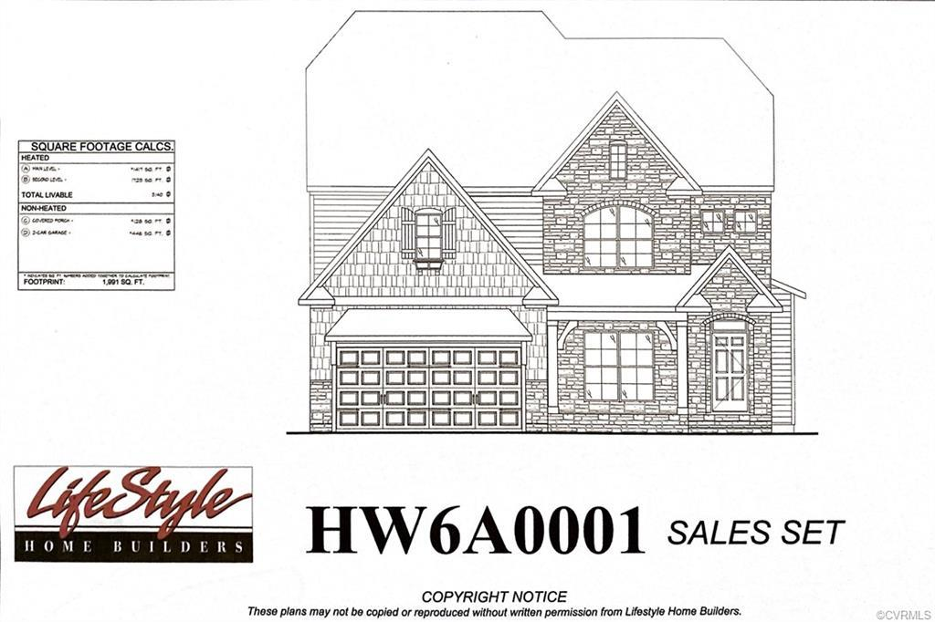 *January 2021 completion* Lifestyle Home Builders presents the 'Hartwick' floor-plan with the beauti