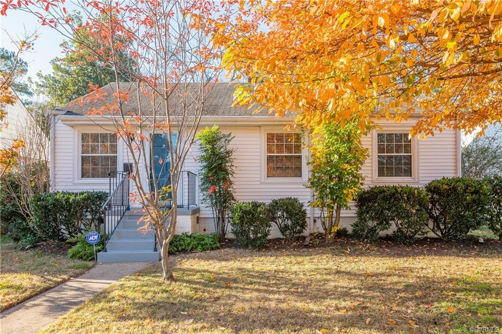 Welcome home to this 3-bedroom ranch located in the Monument Avenue Park neighborhood of Richmond. I