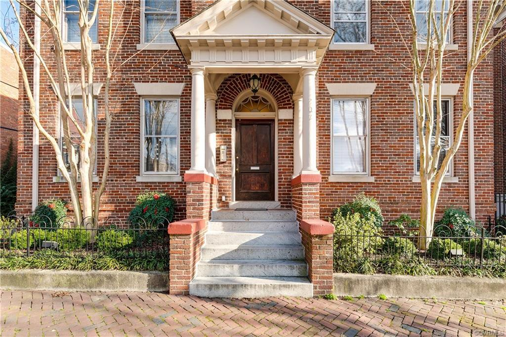 Welcome to St Patrick's Condos in Church Hill! This elegant 2 bedroom 2.5 bath condo located on the
