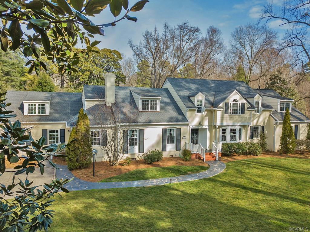 Welcome to beautiful 8604 River Rd. This incredible home boasts 5 bedroom & 5.5 baths. This home che