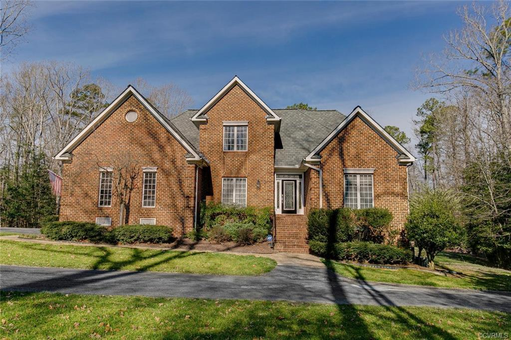 Nearly $100k in upgrades done in the last 6 months! This ALL BRICK stunner has everything you need a