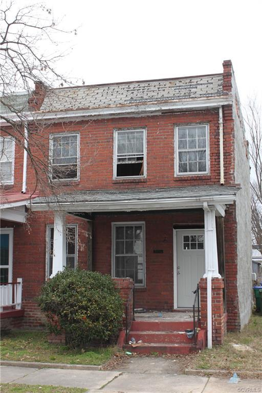 Brick 2-Story Carytown Home ready for your renovation 2 blocks from Cary Street! Bring your contract