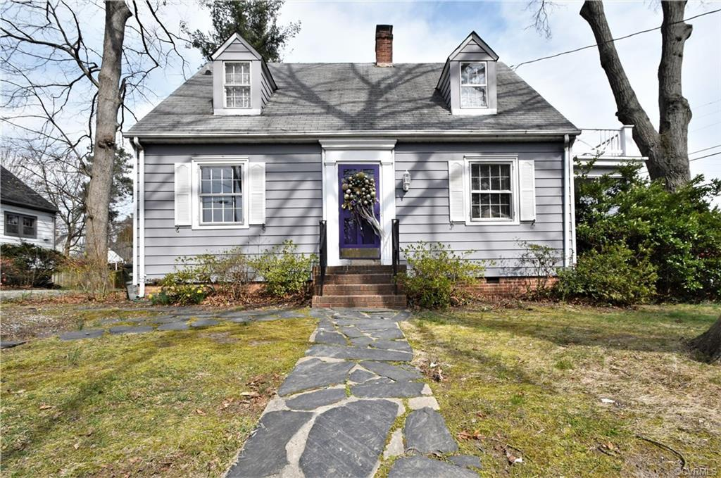 "The last family who owned this charming home loved it for 68 years. This Four-Bedroom Home with a First-Floor Bedroom or Office is perfect for the growing family and/or empty nesters. Located in one of the most sought after communities, even the family pet will love being in its own newly fenced-in backyard.  Master Bedroom on 2nd level offers 2 walk in closets. Your children can walk to school. Convenient to Shopping and Restaurants! Although no known defects Fireplace, Chimney and Flue convey ""AS IS""."