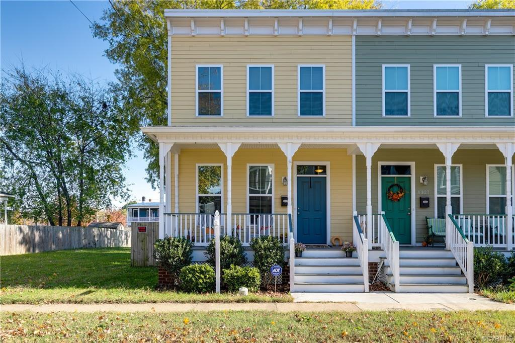 Welcome to 1331 N 27th St, a gorgeous newly constructed home featuring 3 bedrooms 2.5 baths and over
