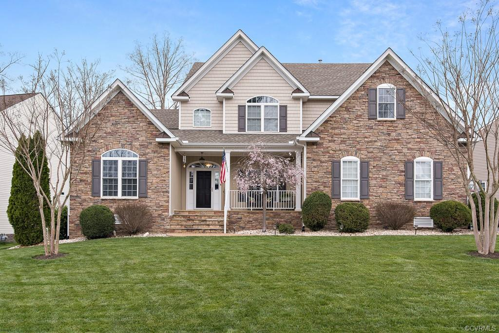 Absolutely Stunning Custom Anderson Built Home with all the bells and whistles! Not only is this hom