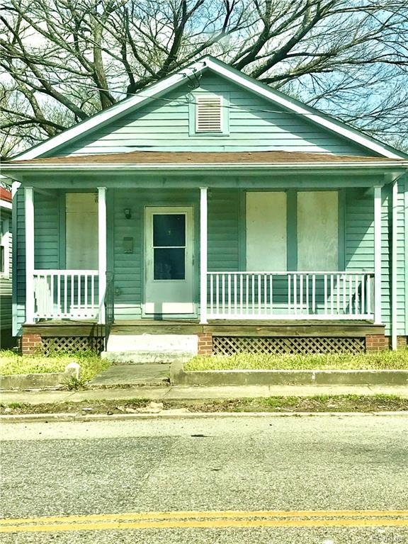 DON'T miss your opportunity to see this affordable fixer-upper! Just a short walk to famous Forest H