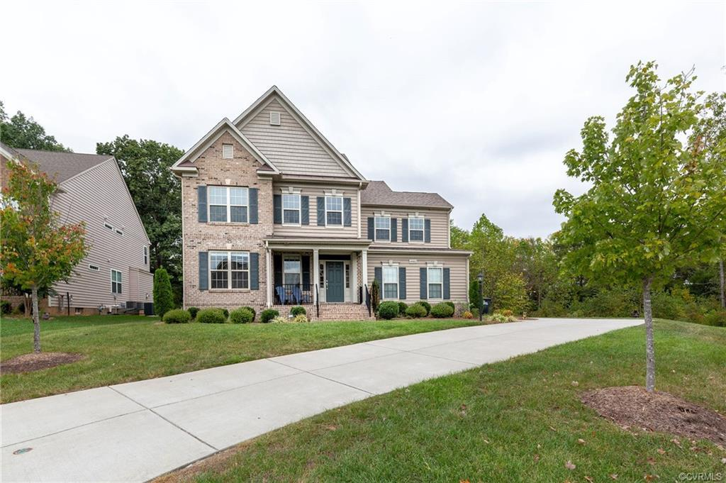 PRICE REDUCED! Beautiful 6 bedroom 4.5 bath home. Perfect move in ready neutral home in top Henrico