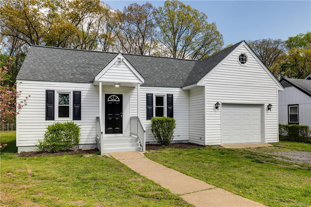 Fall in love with this large FULLY RENOVATED ranch style home, featuring 1,300 sq. ft., 4 bedrooms,