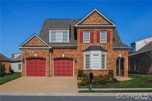 Welcome Home to this maintenance free living!  With over 3400sqft, you will love the spaciousness th