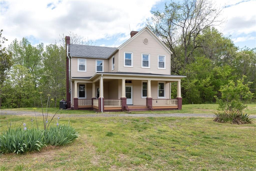 Welcome to 4772 Bell Road...country charm with modern updates! The main living area includes luxury