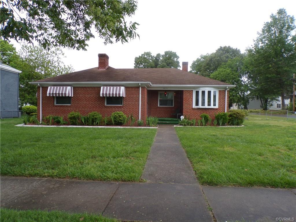 Back on the market no fault of the seller. This is a beautiful full brick rancher. Located on a over