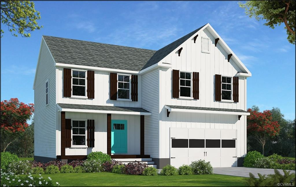 Welcome to 3740 Boundary Run! Another quality home to be constructed by Vertical Builders. This bran