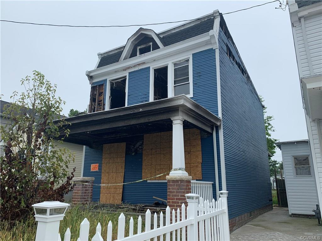 Great investment opportunity! As the RVA market continues to expand and grow, a nicely renovated hom