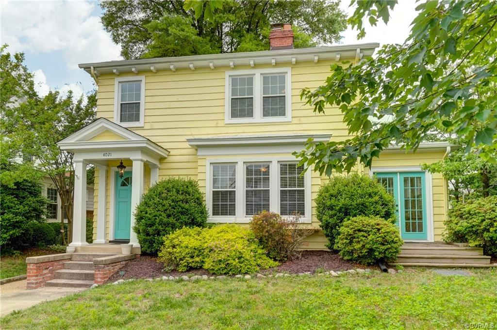 This storybook Bellevue expanded two story colonial has everything a picky buyer is looking for.  Lo
